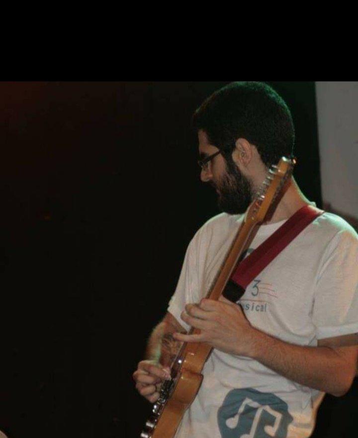 Professor particular de Guitarra